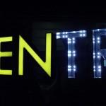 Letters met LED