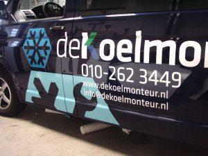 KOELMONTEUR VW T5
