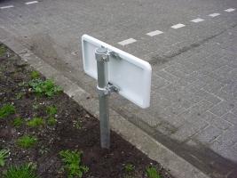 Parkeerbord Verkeersbord