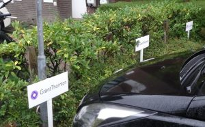 Grant thornton parkeerborden