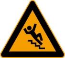 Steile trap