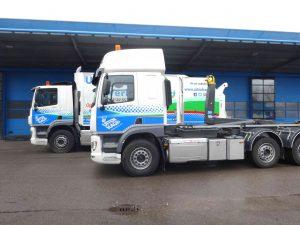 Uitenhaage vrachtwagens