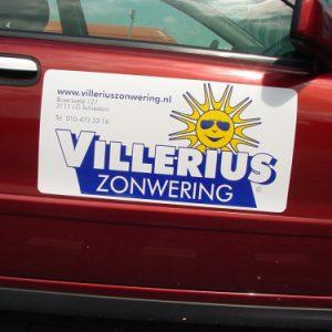 Villerius magneetplaten