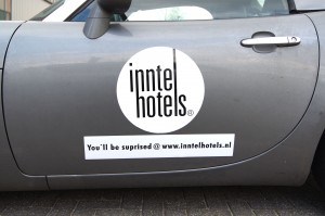 Intell Hotels magneetborden