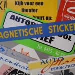 diverse magneetplaten