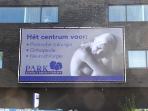 park medisch centrum spandoek