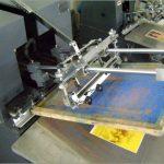 Automatische zeefdruktafel