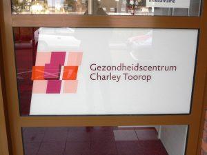 raamreclame charley Toorop I