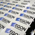 zelfklevende logos aegon
