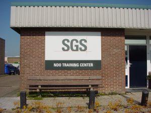 SGS sandwichmateriaal bord