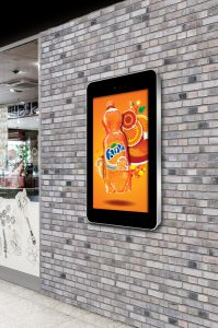 Outdoor Freestanding Wall Mounted Non Touch