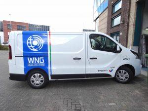WNG autobestikkering