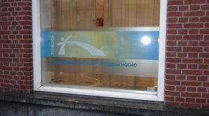 Gezondheidscentrum rotterdam noord raambestikkering