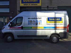 Bosman bedrijfsbus