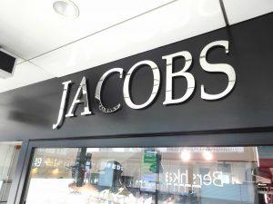 Jacobs muurletters