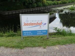 Joostenhof bord