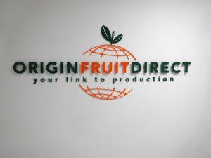 Originfruitdirect kantoordecoratie