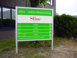 SFinc - jadico entreebord