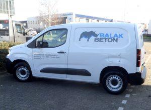BALAK BETON autobelettering
